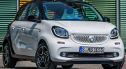 noleggio auto Smart for Four